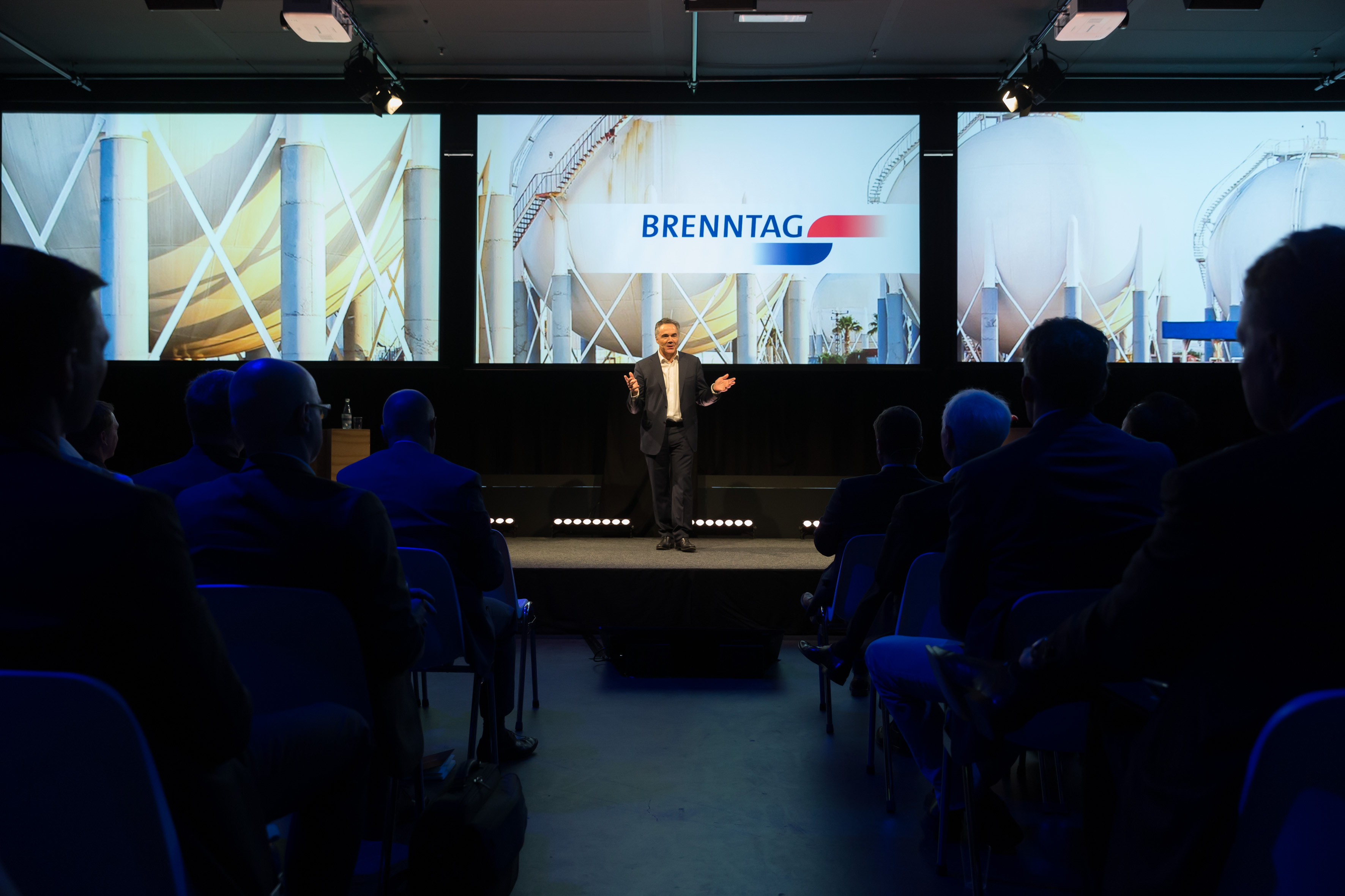 BRENNTAG LAUNCH CAMPAGNE