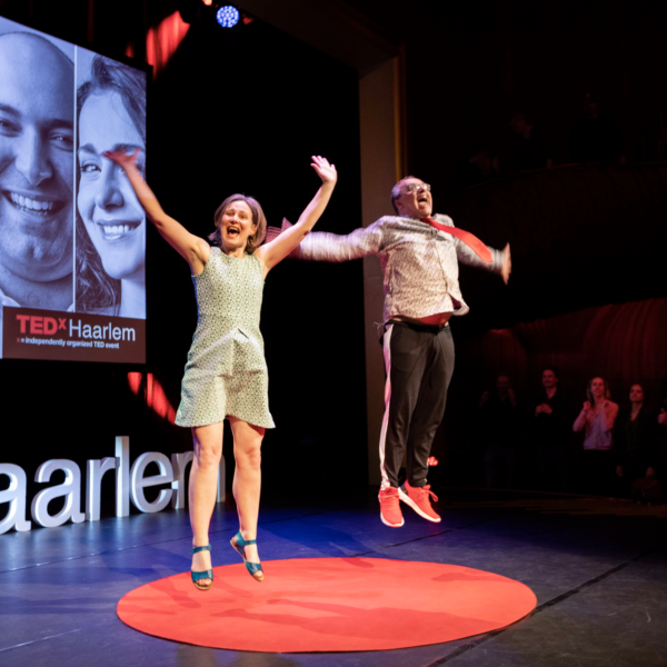 Timboektoe & TEDx Haarlem 2020
